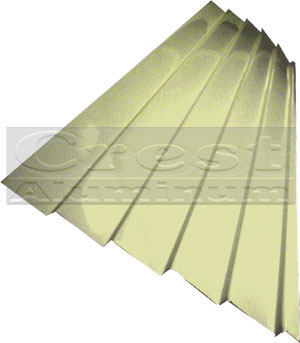 Stepdown Awning Colors Crest Aluminum Products Co Inc