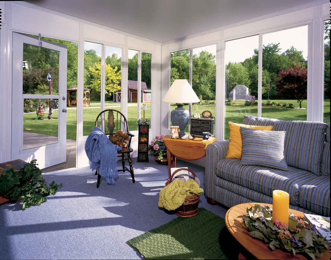 Exceptional NatureScape ® Sunroom Design Gallery | Crest Aluminum Products Co, Inc    NatureScape® Eze Breeze® Sunrooms