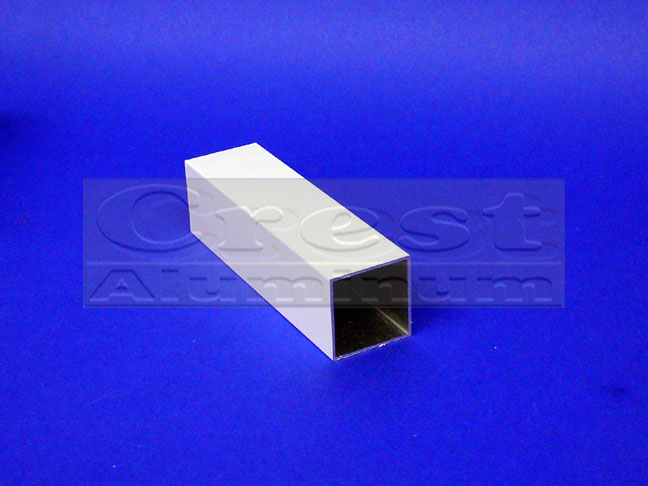 201 1 2 X Extruded Aluminum Tube