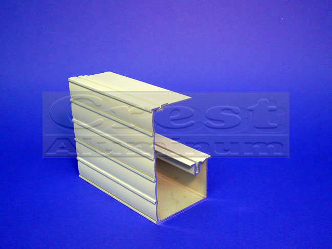 Aluminum Patio Cover Extruded Perimeter Components Crest