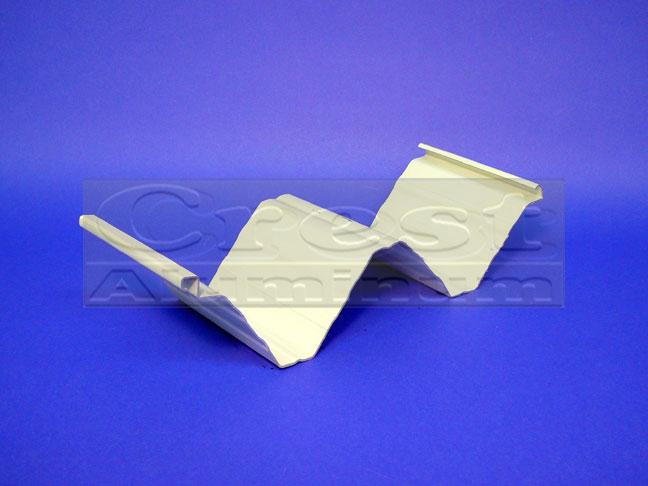 Aluminum W Panels : Patio cover flat pans w crest aluminum products