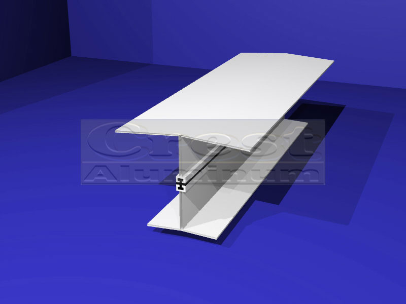 Insulated Roof Beams Amp Columns Crest Aluminum Products