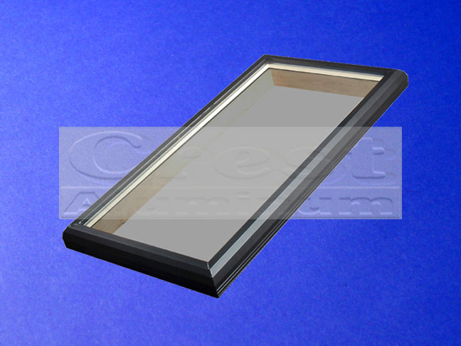 Insulated Roof Skylights Crest Aluminum Products Co Inc